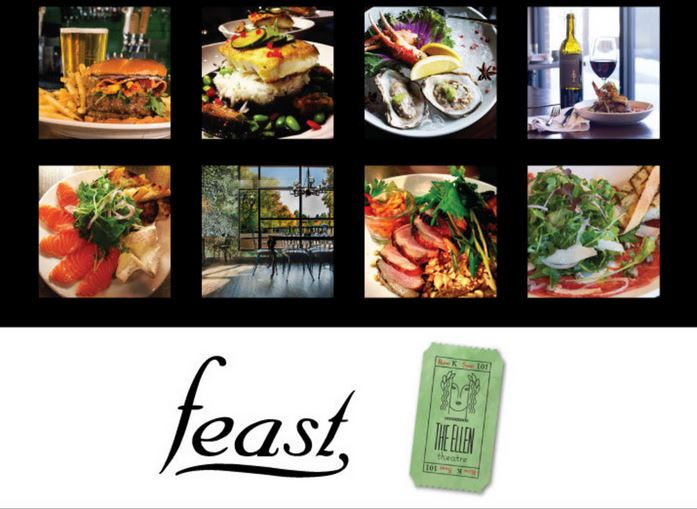 feast bistro and ellen theater in Bozeman, Montana