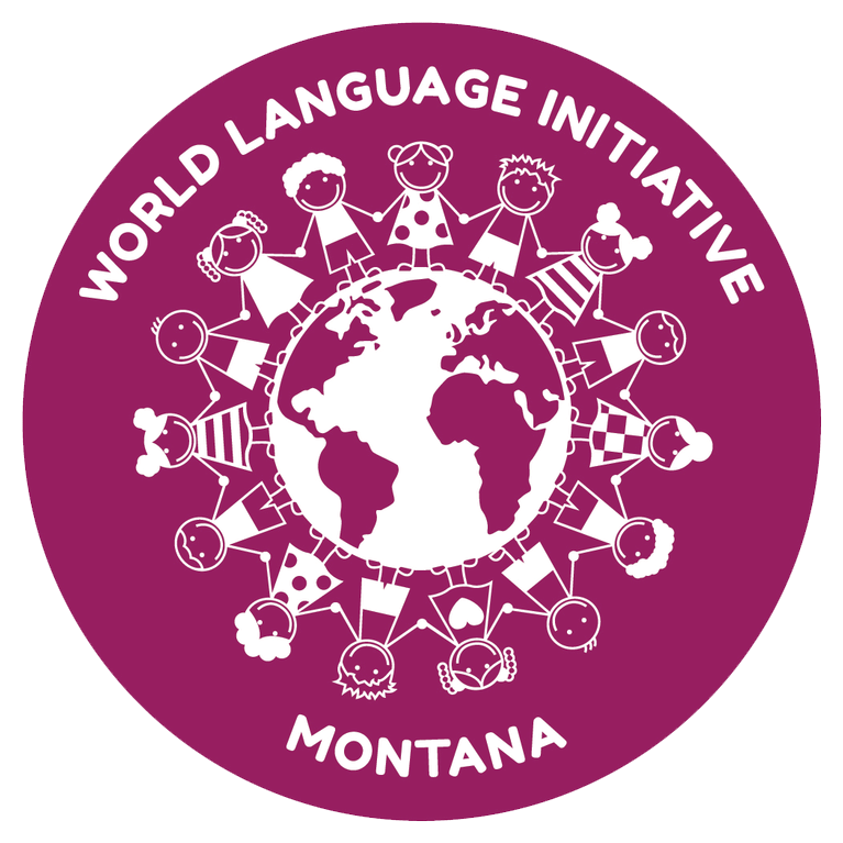World Language Initiative Montana Logo
